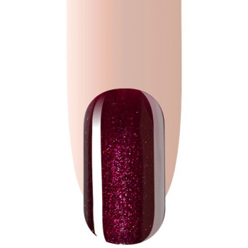 Gellack Glitter Dark Red UV/LED