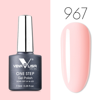 Venalisa 3 in1 Gellack Natural Pink UV/LED