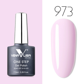 Venalisa 3 in1 Gellack Lively Pink UV/LED