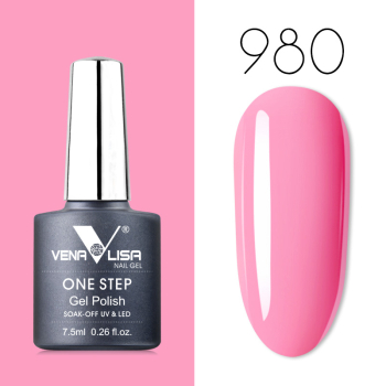 Venalisa 3 in1 Gellack Barbie Pink UV/LED