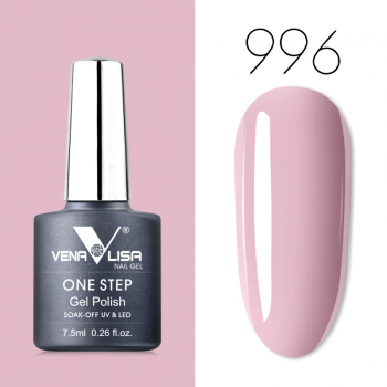 Venalisa 3 in1 Gellack Pale Pink UV/LED