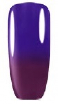 Blau-Violett Gellack Thermo UV/LED