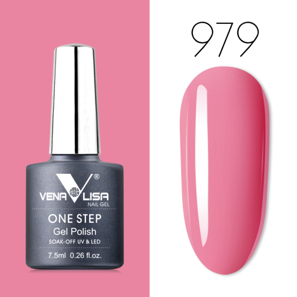 Venalisa 3 in1 Gellack Candy Pink UV/LED